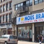 Famous Brands on Debevoise Street