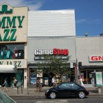 Graham Ave East, Jimmy Jazz, GameStop, GNC