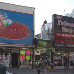 Graham Ave West, Simple Mobile, The Fulton Stores
